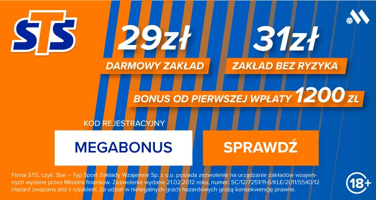 STS - bonusy i promocje