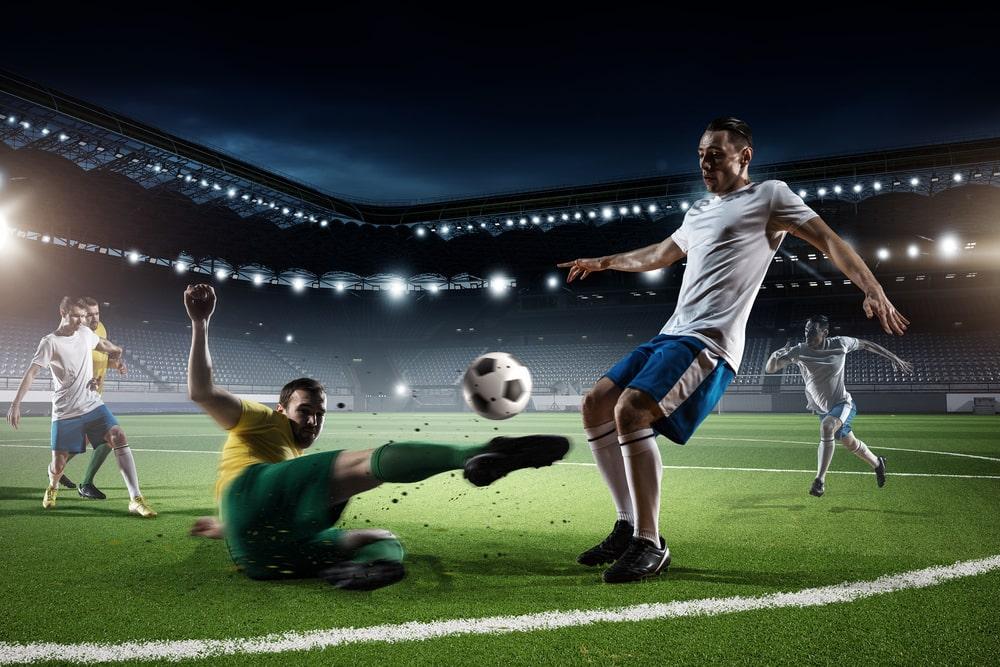 Zarabianie na bukmacherce - piłka nożna