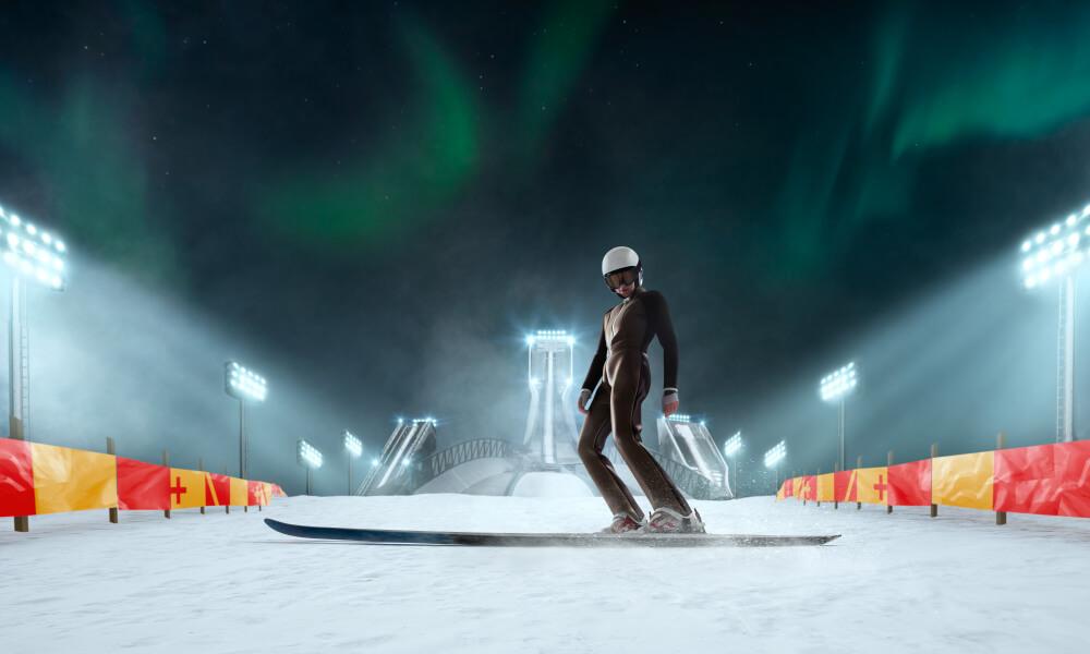 Obstawianie skoków narciarskich - klasyfikacja końcowa