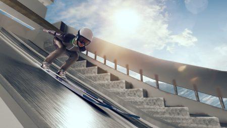 Obstawianie skoków narciarskich