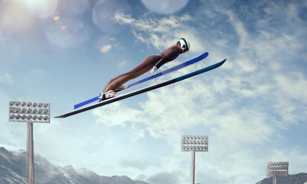 Obstawianie skoków narciarskich - typ skoczni