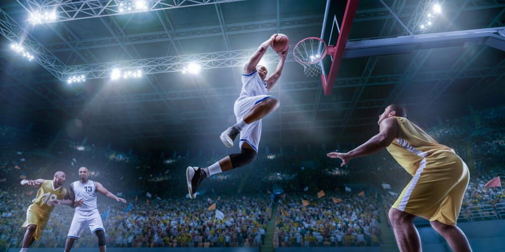 Zakłady live - koszykówka