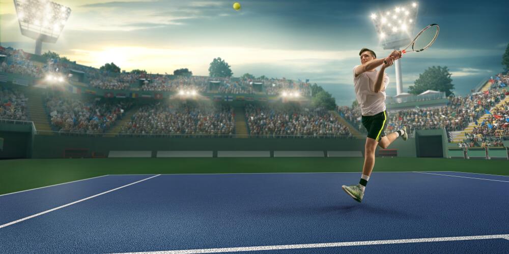 Zakłady live - tenis ziemny